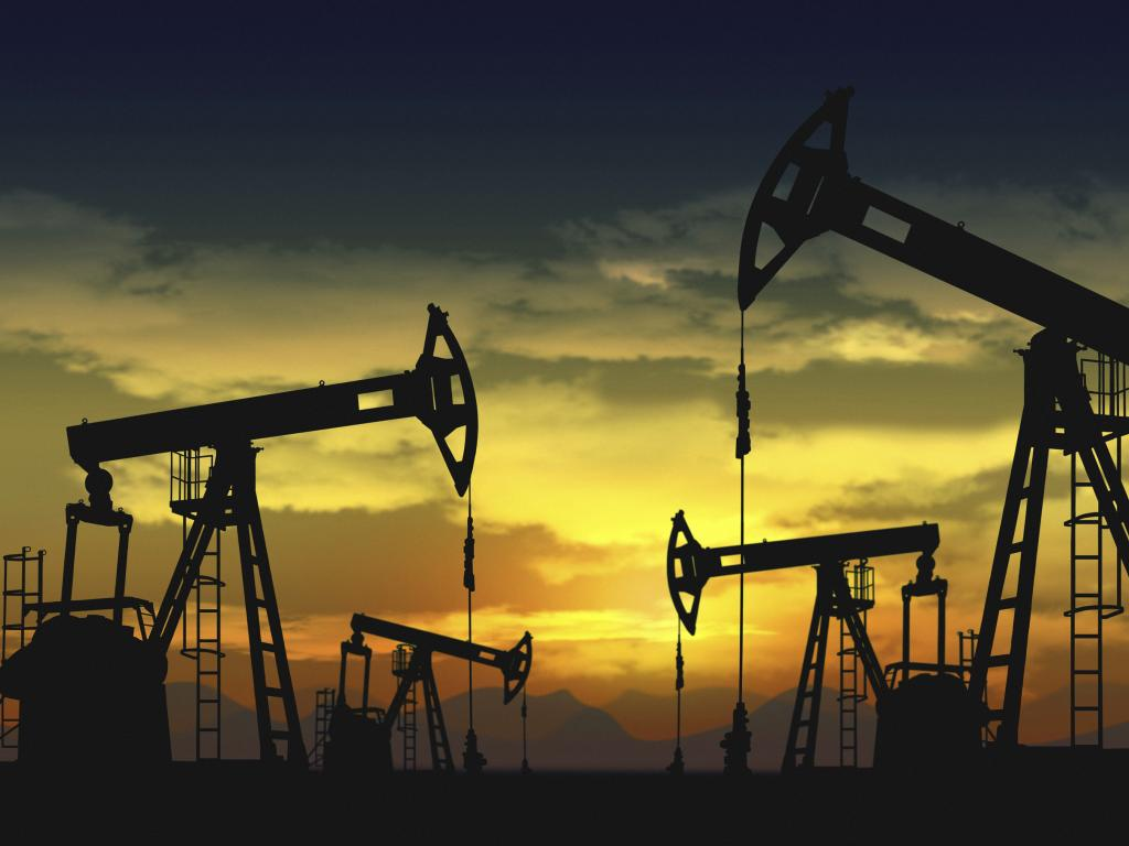 Oil futures held firm Friday